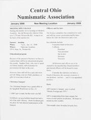 CONA Monthly Bulletin: January 2008
