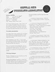 CONA Monthly Bulletin: January 2010