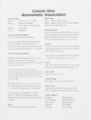 CONA Monthly Bulletin: July 2008
