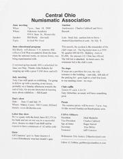 CONA Monthly Bulletin: June 2008