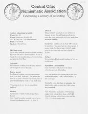 CONA Monthly Bulletin: October 2006