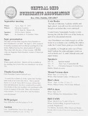 CONA Monthly Bulletin: September 2010