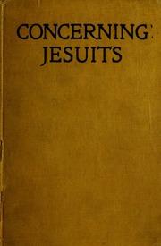 Concerning Jesuits