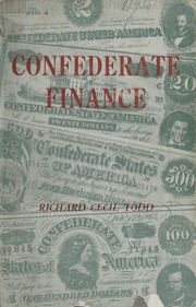Confederate Finance