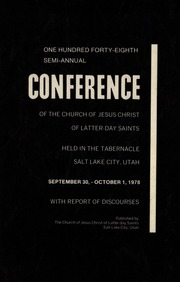 Music from October 1978 General Conference (1978)