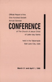 Music from April 1990 General Conference (1990)
