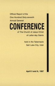 Music from April 1997 General Conference (1997)