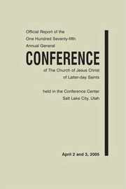 Music from April 2005 General Conference (2005)
