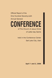 Music from April 2006 General Conference (2006)