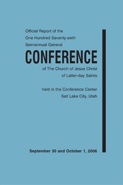 Music from October 2006 General Conference (2006)