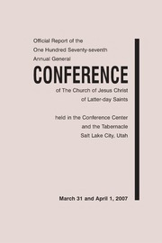 Music from April 2007 General Conference (2007)