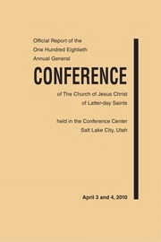 Music from April 2010 General Conference (2010)