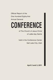 Music from April 2011 General Conference (2011)