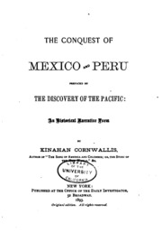 conquest of mexico and peru The conquest of peru by: ryan faggioni the conquest of peru lasted twenty seven years, between 1522 - 1549 the conquest of peru was.