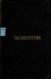 an analysis of the structure of the constitution of the united states of america The constitution of the united states of america: analysis and interpretation, popularly known as the constitution annotated, encompasses the us constitution and.