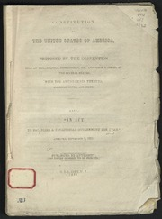 an analysis of the philadelphia convention and the constitution of the united states of america The constitutional convention took place from may 14 to september 17, 1787, in philadelphia, pennsylvania the point of the event was decide how america was going to be governedalthough the convention had been officially called to revise the existing articles of confederation, many delegates had much bigger plans.