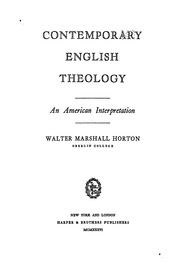 building the american nation an essay of interpretation nicholas  contemporary english theology an american interpretation