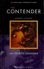PDF ROBERT CONTENDER LIPSYTE THE