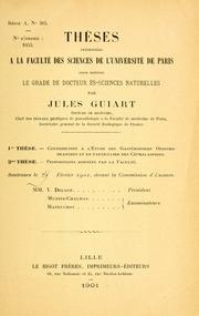 Contribution à l-étude des Gastéropodes, opisthobranches et en particulier des Céphalaspides