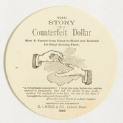 The Story of a Counterfeit Dollar
