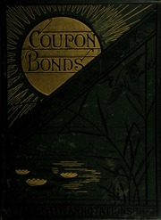 Coupon bonds : a tale with annotations.