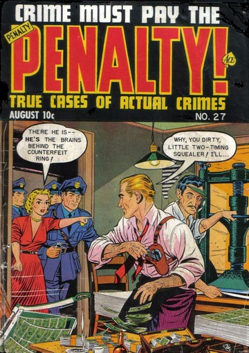 Crime Must Pay The Penalty  Issue  27   Free Download