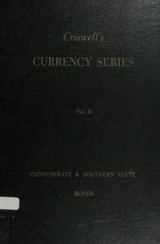 Criswell's Currency Series, Volume Two