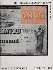 The Criswell/Stanley Gibbons Sale: Part IV