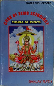 Crux of Vedic Astrology-Timing of Events