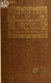 english literature in the nineteenth century essay English literature in the nineteenth century an essay in criticism: laurie 1872-1933 magnus: amazoncommx: libros.