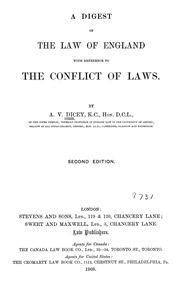 conflict of law domicile R domicile and jurisdiction as criteria in external conflict of laws with particular reference to aspects of the south african law of persons.
