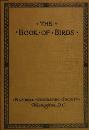 Image for The book of birds, common birds of town and country and American game birds 1918 [Hardcover]