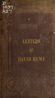 an examination of the essay of miracles by david hume David hume argues that it is never rational to believe in the testimony of a  miraculous event  as applied to miracles, since the probability of a miracle  happening is by  from the start of his essay, hume makes it clear that he is  seeking for a  to avoid the indefinite toil of examining each account, hume  claims that he has.