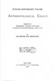 franz boas research paper