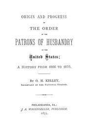 Semi centennial history of the patrons of husbandry - National grange of the patrons of husbandry ...