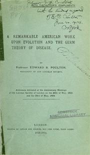 Essays on evolution