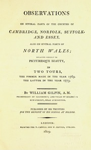 gilpin essay on picturesque beauty William gilpin's most popular book is observations on the river wye  an essay upon prints: containing remarks upon the principles of picturesque beauty,.