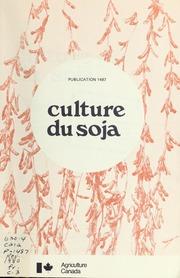 Culture du soja