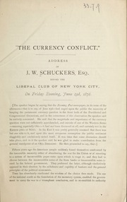 The     currency conflict :...