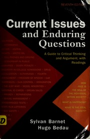 Current issues and enduring questions : a guide to critical