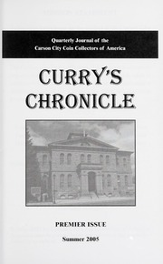 Curry's Chronicle: Summer 2005