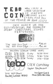 CWNA Newsletter: Fall 1974