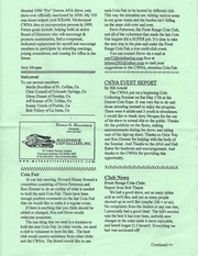 CWNA Newsletter: Summer 2003