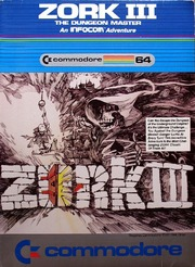 Zork III: The Dungeon Master : Infocom : Free Download