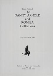 The Danny Arnold and Romisa Collections