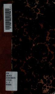 Dans le puits : ou, La vie inférieure, 1915-1917