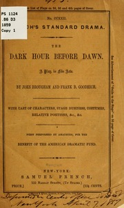 The hour before the dawn maugham w somerset william somerset the dark hour before dawn fandeluxe PDF