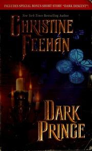 Dark Descent Christine Feehan Pdf