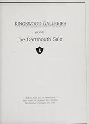 The Dartmouth Sale