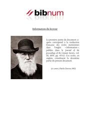 Charles darwin originea speciilor